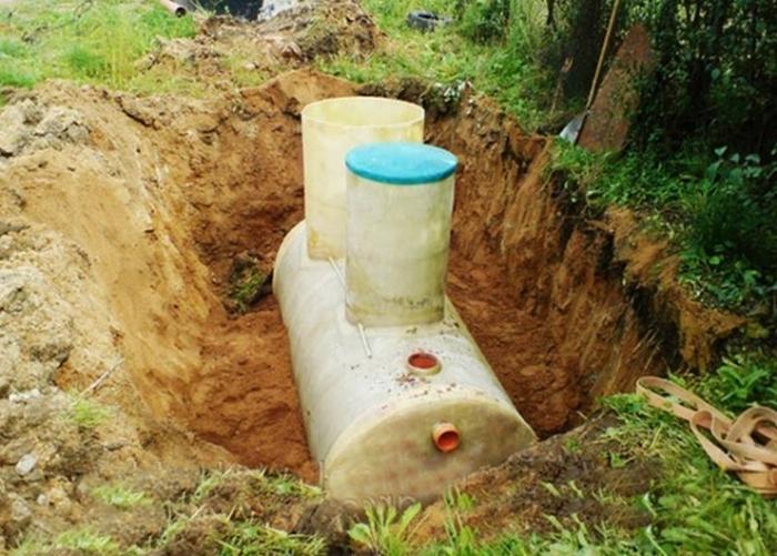 отвод грунтовых вод